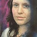 Mona Lisa  by Vor Spicer
