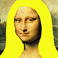 Mona Lisa Went To California by Bruce Nutting