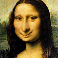 Mona Lisas Twin Sister by Bruce Nutting