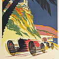 Monaco Grand Prix 1932 by Georgia Fowler