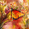 Monarch Beauty by Karen Kennedy Chatham