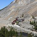 Monarch Mine - Monarch Pass Colorado by Christiane Schulze Art And Photography