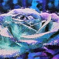 Monet Frosted Rose by Catherine Lott
