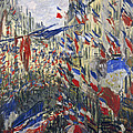 Monet: Montorgeuil, 1878 by Granger