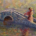 Monet's Lady by Linda Riesenberg Fisler