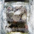 Money Frozen In A Jar by Skip Nall