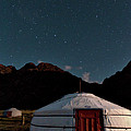 Mongolia By Starlight by Alan Toepfer