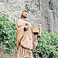 Monk Of St Goar by Elvis Vaughn