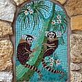Monkey's Mosiac 02 by Pamela Critchlow