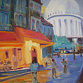 Monmartre by Julie Todd-Cundiff