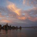 Mono Lake At Sunset by Jill Bell