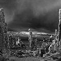 Mono Lake Drama by Dave Dilli