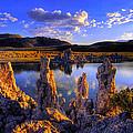 Mono Lake by Ingrid Smith-Johnsen