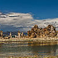 Mono Lake Pano by Cat Connor