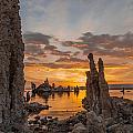 Mono Lake Sunrise by Greg Nyquist