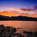 Mono Lake Sunset by La Rae  Roberts