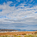 Mono Lake Tufa Formations by Jeff Goulden