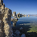 Mono Lake Tufas 3 by Dianne Phelps