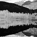 Mono One Mile Lake by Pierre Leclerc Photography