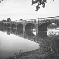 Monocacy Aqueduct, 1892 by Granger