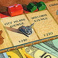 Monopoly On City Island Avenue by Marguerite Chadwick-Juner