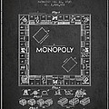 Monopoly Patent from 1935 - Dark by Aged Pixel