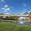 Monorail by Carl Ruegg