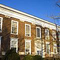 Monroe Hall University Of Virginia by Jason O Watson