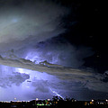 Monsoon Lightning by Robert Melvin