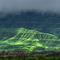 Monsoon Over Mountains by K Jayaram/science Photo Library