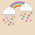 Monsoon Season Background With Happy by Allies Interactive