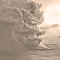 Monster Cloud Sepia Country by James BO Insogna