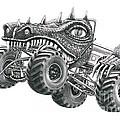Monster Truck by Murphy Elliott