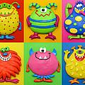 Monsters by Amy Vangsgard