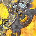 Monsters Vs Aliens by Miki De Goodaboom