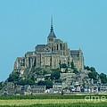 Mont Saint-michel by Christine Huwer