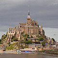 Mont St Michel by Wes and Dotty Weber