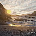 Montana De Oro Sunset II by Sharon Foster