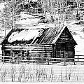 Montana Mountain View by Paul Bartoszek