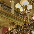 Montana State Capitol by Juli Scalzi