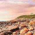 Montauk Point Lighthouse by Bob and Nadine Johnston