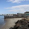 Montauk Port Long Island by Christiane Schulze Art And Photography
