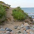 Montauk's Rocky Point by Christy Gendalia