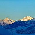 Monte Bianco by Pierfrancesco Maria Rovere