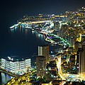 Monte Carlo By Night  by Ioan Panaite