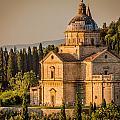 Montepulciano Tuscany by Tomas Urban
