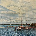 Monteray Bay by Andrew Pierce