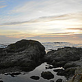 Monterey Bay Coast by Keith Gondron