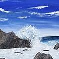 Monterey Bay by Marianne Eichenbaum