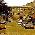 Monterey Cannery Row Company by Joseph Coulombe